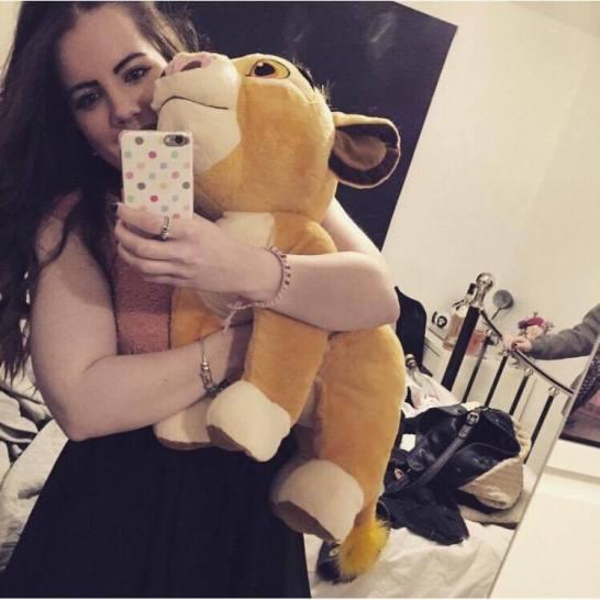 Me ft. Emily's Simba